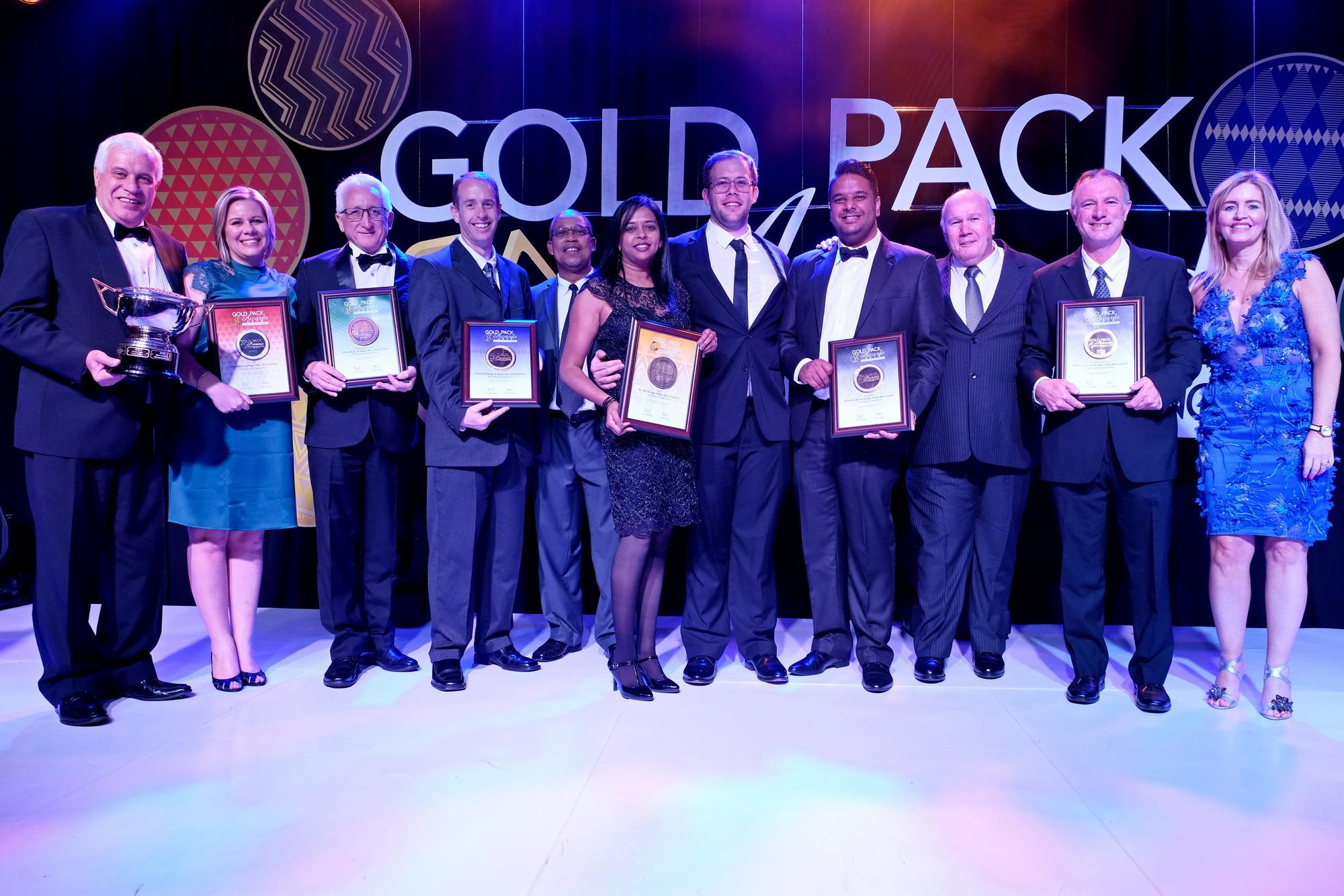 Gold Pack Awards
